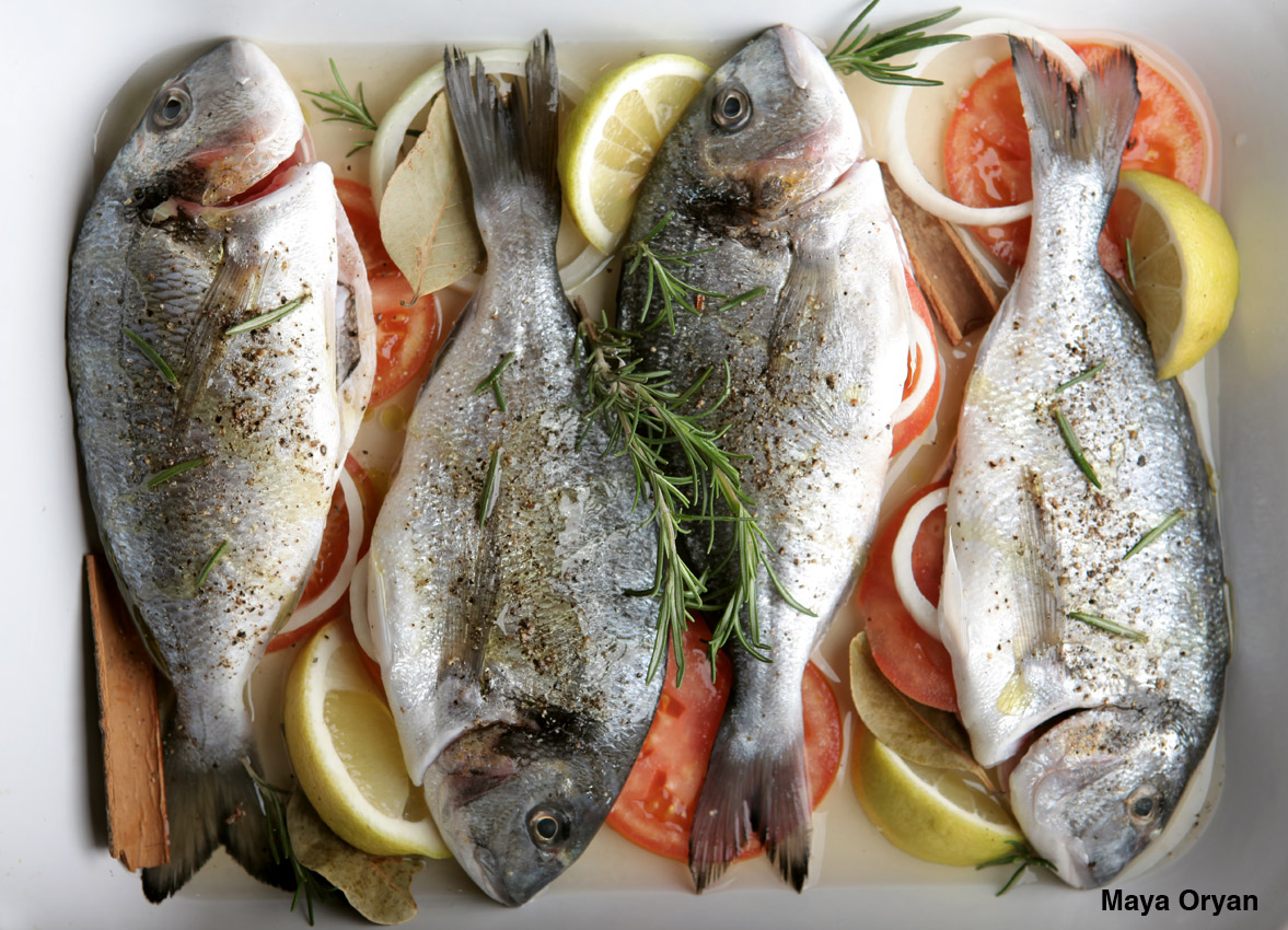 A fishy story mayasingredients for Healthiest fish list