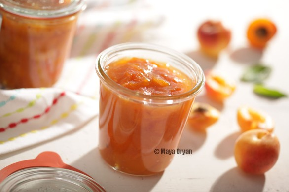Apricot Jam by Maya Oryan