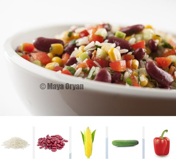 Rice Salad LR