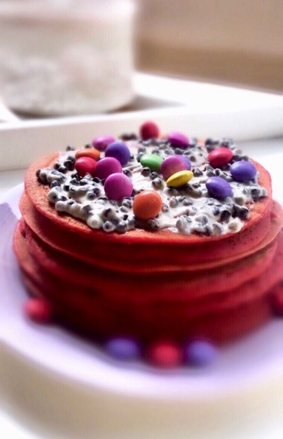 Pimk Pancakes